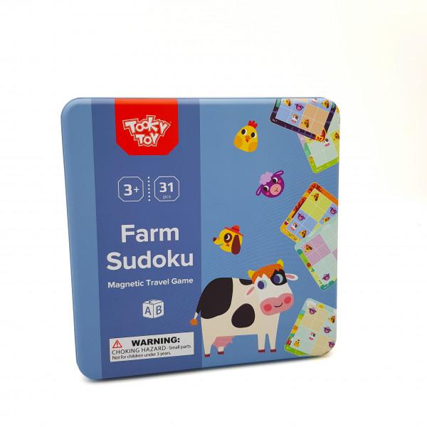 Судоку Farm Sudoku