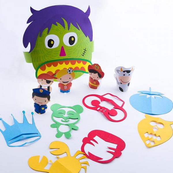Творчий набір для виробів з паперу Jar melo