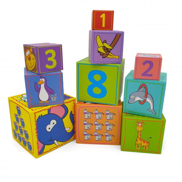 Гра «Забавні кубики»
