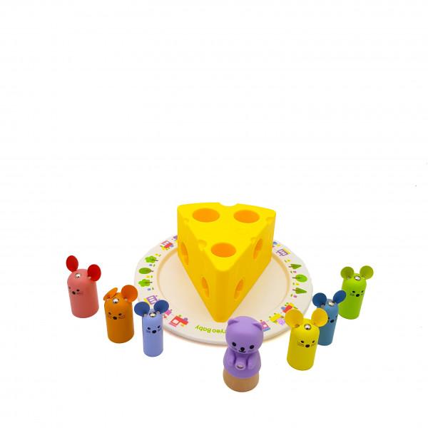 Сир с щурами