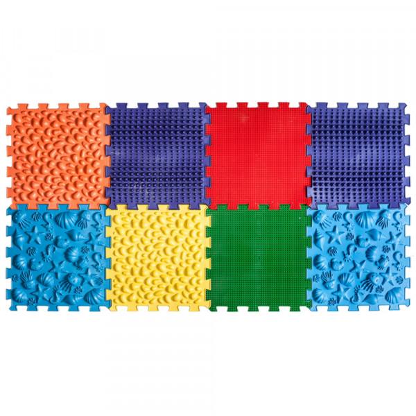 Ортек килимок Пазли Мікс 8 елементів