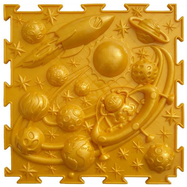 Масажний Килимок ОРТОДОН «Космос» золотий